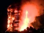 Incêndio de grandes proporções mata 12 pessoas e fere 78 em Londres