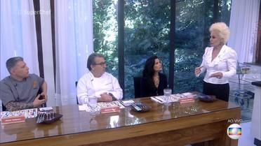 Vanessa Giácomo, Flavio Federico e Roland Villard são os jurados da prova final