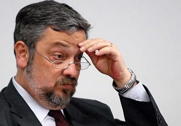 Antônio Palocci foi ministro dos governos Lula e Dilma (Foto: José Cruz/Agência Brasil)