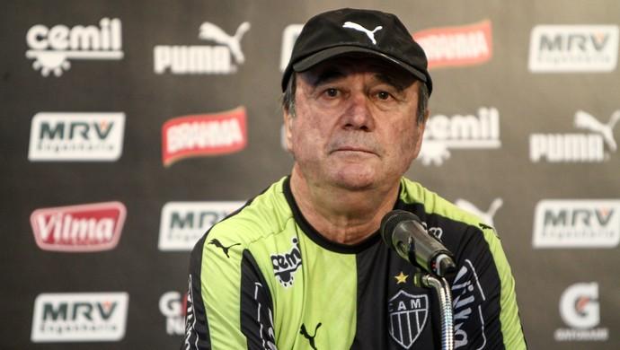 Levir Culpi, técnico do Atlético-MG (Foto: Bruno Cantini/CAM)