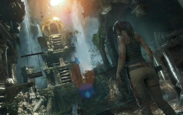 Maior quantidade de tumbas secretas é um dos destaques de 'Rise of the Tomb Raider' (Foto: Divulgação/Microsoft)