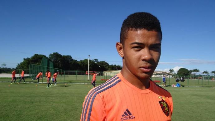 Juninho Sport Sub-17 3 (Foto: Malu Veiga)