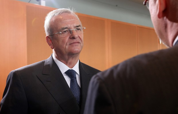 Martin Winterkorn CEO Volkswagen (Foto: Adam Berry/Gettyimages)