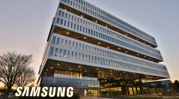 Campus da empresa coreana de tecnologia Samsung, em Seul (Foto: Divulgação)