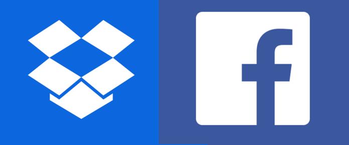 Dicas ajudam na integração do Dropbox com Facebook (Foto: Divulgação/IFTTT)