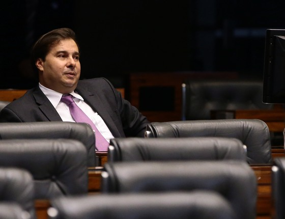 Rodrigo Maia (Foto: Givaldo Barbosa / Agência O Globo)