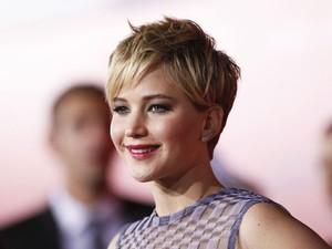"""Jennifer Lawrence na premiere de """"Jogos Vorazes: Em chamas"""" em Los Angeles, em 18 de novembro de 2013 (Foto: Reuters/Mario Anzuoni)"""