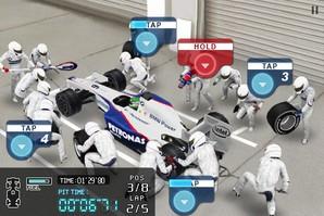 bmw sauber f1 racing