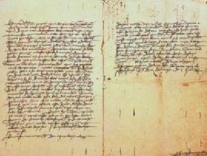 A Carta História