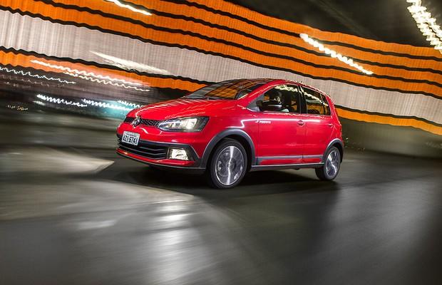 Volkswagen Fox Pepper (Foto: Marcos Camargo/Autoesporte)