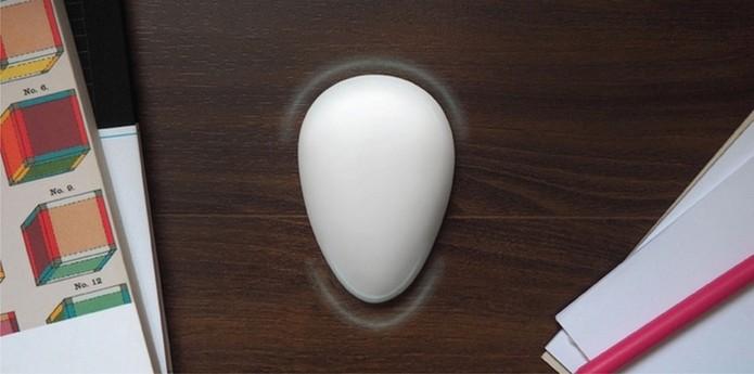 Nora, dispositivo que impede que pessoa ronque (Foto: Divulgação/Smart Nora)