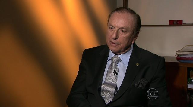 Bom Dia Brasil entrevista José Maria Eymael