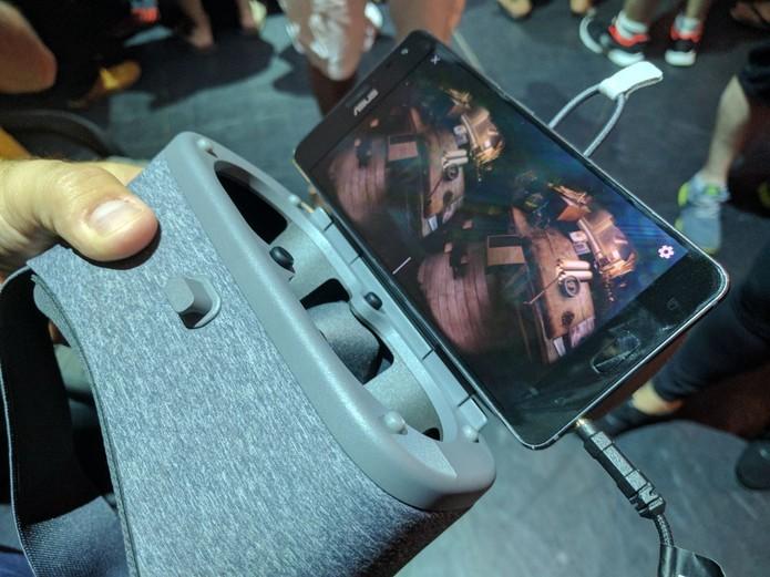 ZenFone AR (Foto: Melissa Cruz/TechTudo)