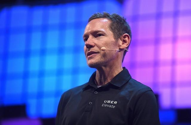 Jeff Holden, diretor de produto do Uber, anunciou projeto de serviço de veículos voadores (Foto: Divulgação)