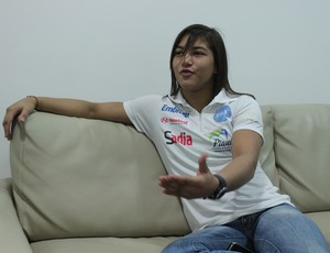 Sarah Menezes (Foto: Wenner Tito)