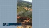 Duas pessoas morrem na queda de um ultraleve, na Ilha de Guaratiba
