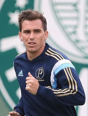 Pablo Mouche Palmeiras (Foto: Cesar Greco/Ag Palmeiras/Divulgação)