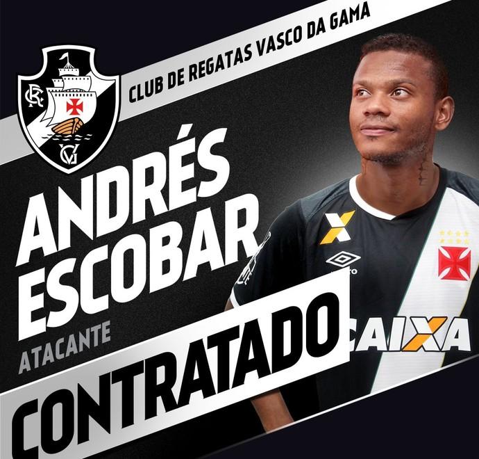 Andres Manga Escobar Vasco (Foto: Reprodução)
