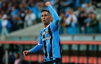 """Jornalista elogia Barrios após gols e afirma: """"Grêmio tem um novo titular"""""""