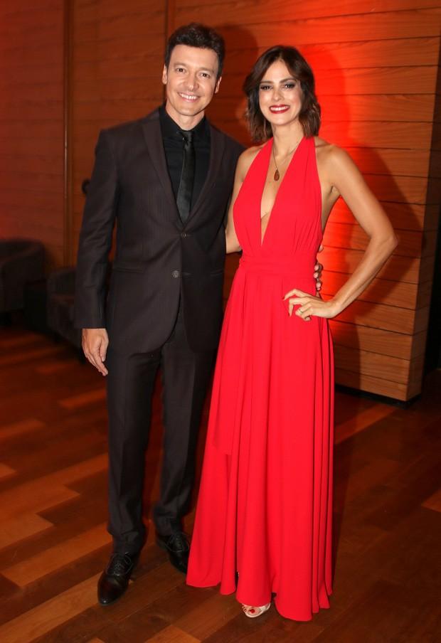 Rodrigo Faro e Vera Viel (Foto: Thiago Duran/AgNews)