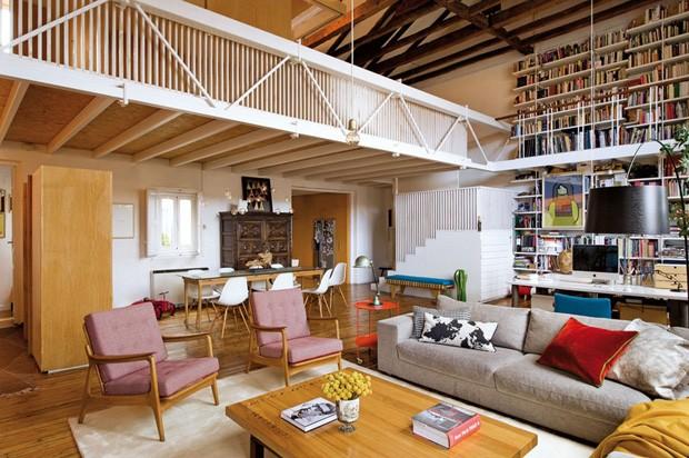 Cobertura D Plex Com Cara De Casa Casa Vogue Interiores
