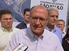 Alckmin critica ocupação em escola estadual em SP: 'Invasão seletiva'