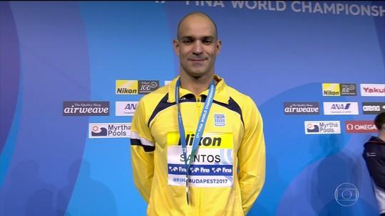 Brasil estabelece novo recorde no Mundial de Esportes Aquáticos