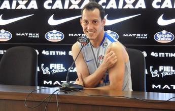 Rodriguinho não garante permanência no Corinthians na próxima temporada
