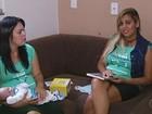 Família de bebê com catarata nos dois olhos luta por cirurgia em Goiás