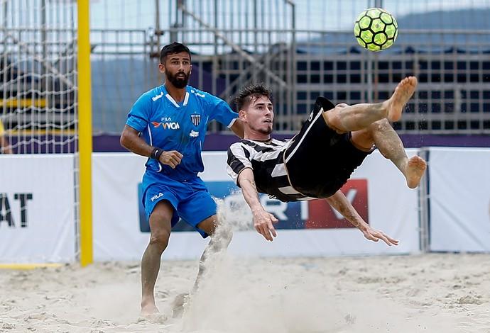 Botafogo venceu Avaí, garantiu o segundo lugar na chave e vai brigar por pódio  (Foto: Marcello Zambrana)