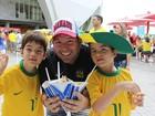 Com sucesso na Copa, empresário do 'tambaqui and chips' mira Rio 2016