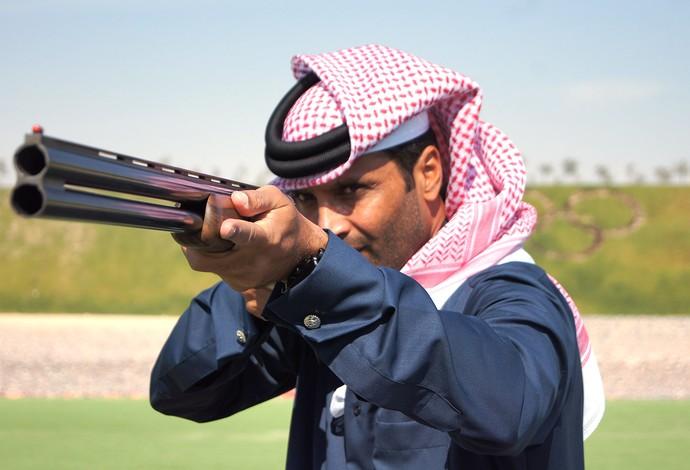 Nasser Al-Attiyah, Príncipe do Catar (Foto: Thierry Gozzer)