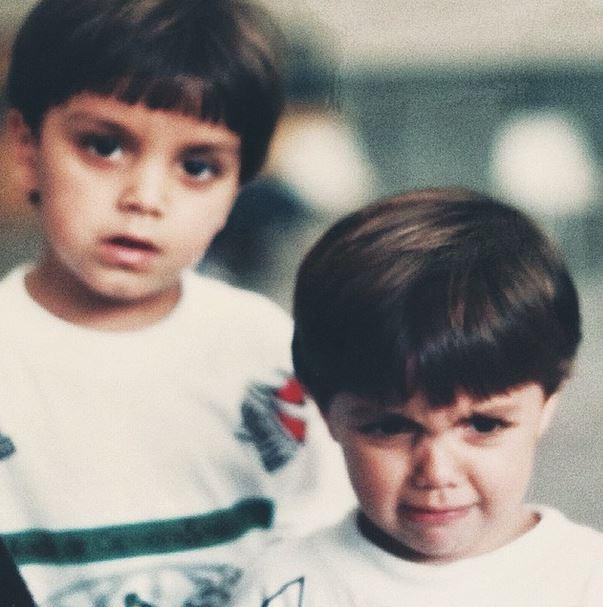 Rodrigo e Felipe Simas (Foto: Instagram/Reprodução)