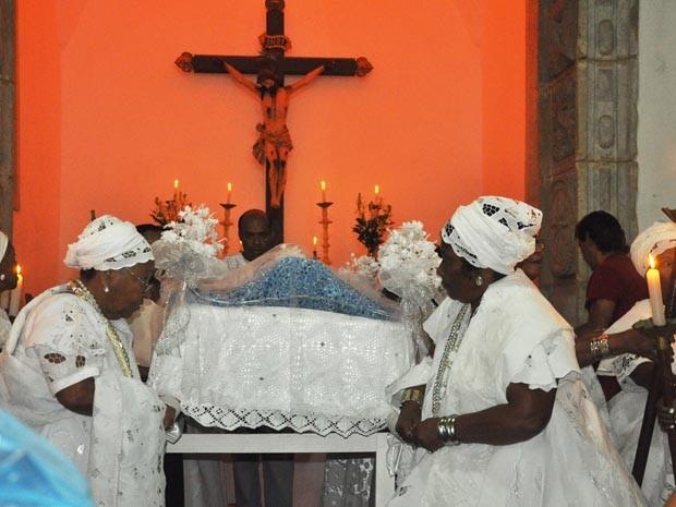 irmandade da boa morte; bahia (Foto: Divulgação/Setur)