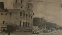 Catedral de Nossa Senhora das Dores é a 1ª paróquia (Reprodução/ TV Asa Branca)