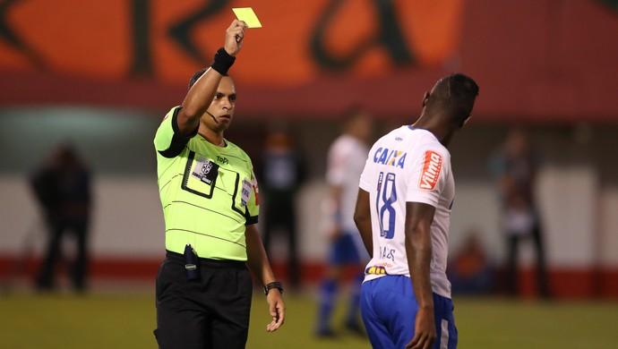 Riascos Cruzeiro Fluminense (Foto: LUCIANO BELFORD / Agência Estado)