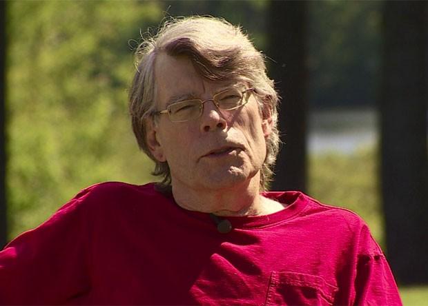 Stephen King diz estar nervoso com continuação de 'O Iluminado' (Foto: BBC)