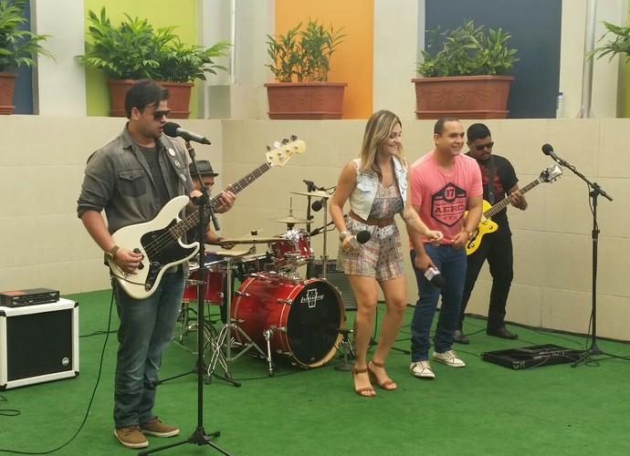 Banda Mantre é a convidado do 'Levando um Som' (Foto: Arquivo Pessoal)