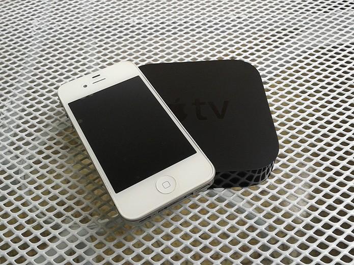 Como transmitir vídeos do iPhone para a Apple TV (Foto: Reprodução/Marvin Costa)