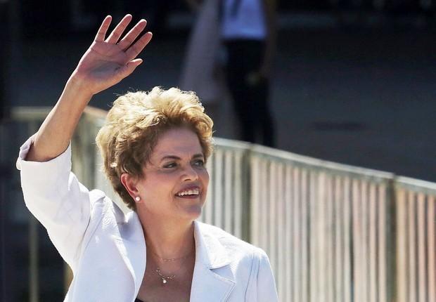 Após quase seis anos no Palácio da Alvorada, Dilma se muda para Porto Alegre  (Foto: MAario Tama/ Getty Images)