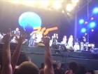 Carlinhos Brown faz as pazes com o Rock in Rio junto de Sérgio Mendes