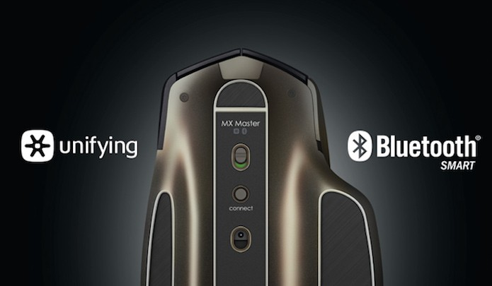 Por Bluetooth, mouse pode ser pareado com três dispositivos ao mesmo tempo (Foto: Divulgação/Logitech)