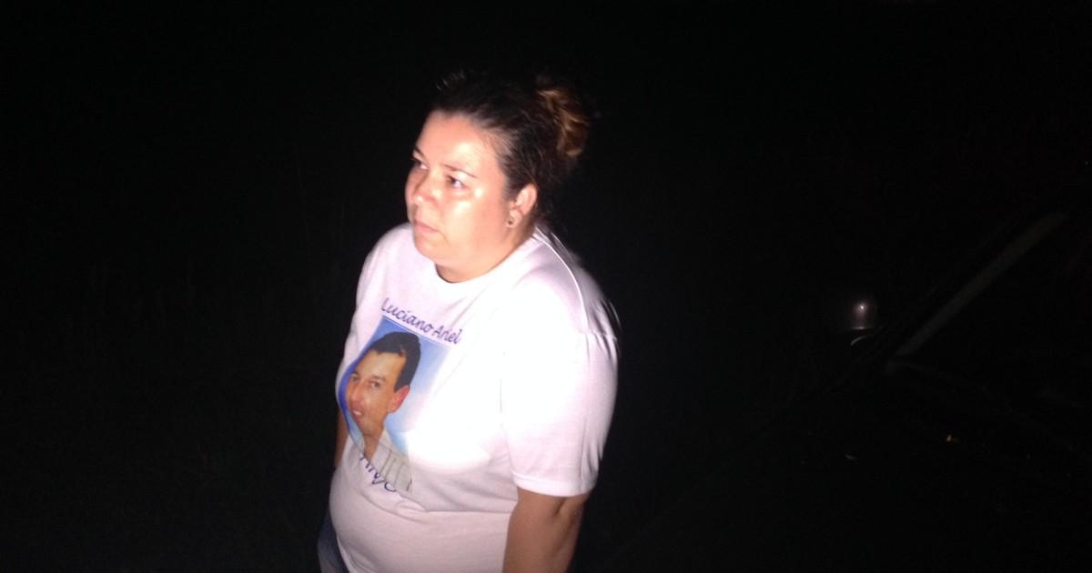 'Gritavam pedido ajuda', diz mulher que viu local de acidente que ... - Globo.com