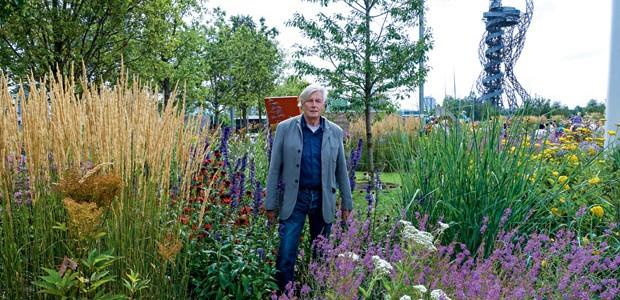 Jardins selvagens de Piet Oudolf (Foto: Piet Oudoulf/ divulgação)