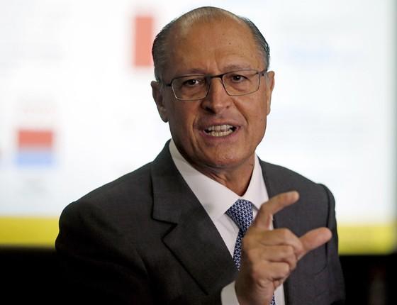 O Geraldo Alckmin (Foto: Ernesto Rodrigues/Folhapress)