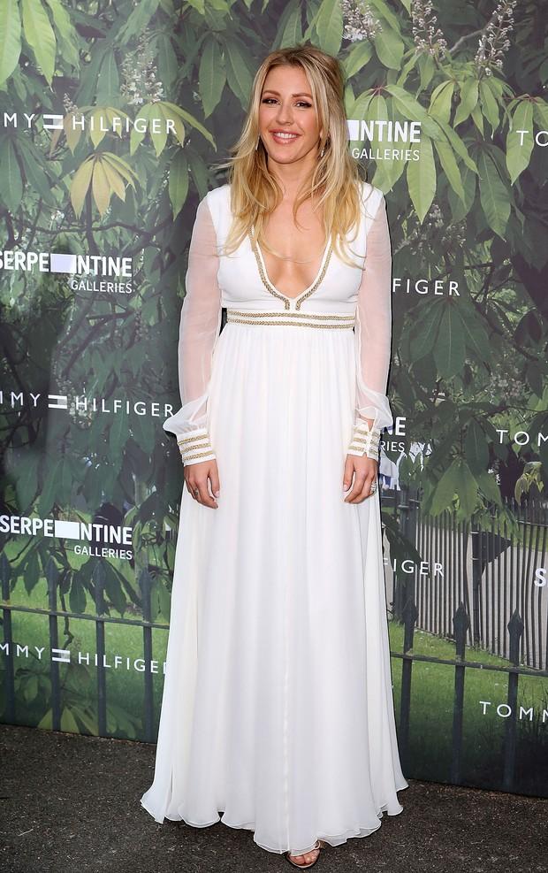 Ellie Goulding em evento em Londres, na Inglaterra (Foto: David M. Benett/ Getty Images)