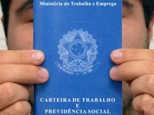 Registro em carteira deve somar três anos para usar o FGTS (Foto: Zaqueu Proença/PMS)