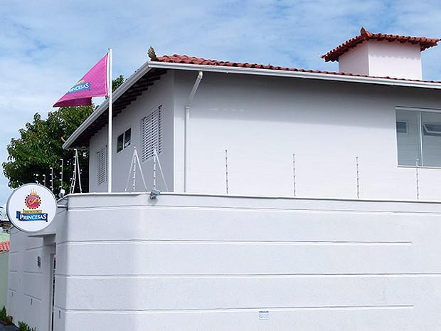 Escola está situada no Bairro Santa Mônica, em Uberlândia (Foto: Nathalia de Mesquita/Arquivo Pessoal)