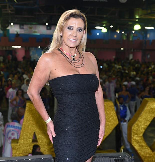 Rita Cadillac (Foto: Leo Franco / AgNews)