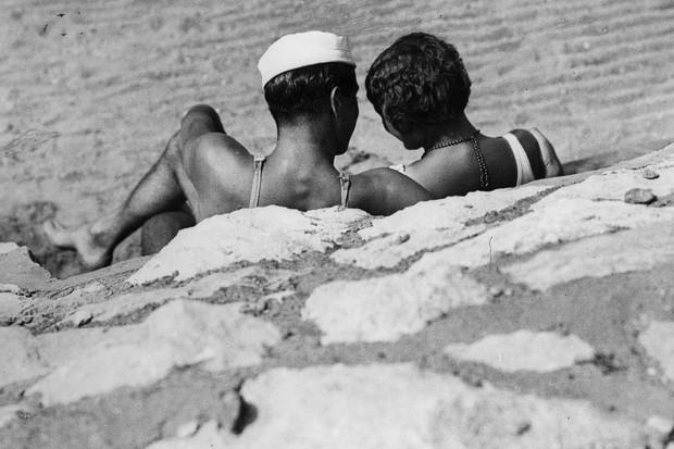 banho de sol (Foto: Getty Images)